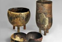 "Hand Crafted : Ceramics / ""Art - Inspired by nature, born of the soul.""  - Hap Hagood"