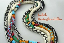 A: Bead Line Studios Beadwork / Some of my own beadwork, projects & publications