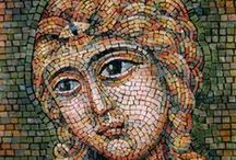 "Hand Crafted : Mosaic / ""Love of beauty is Taste. The creation of beauty is Art.""-Ralph Waldo Emerson"