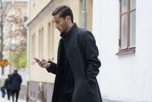 mannequin / men's fashion