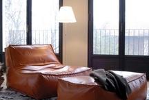 masculine rooms . wohnen für männer