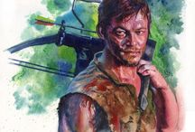 The walking dead / by antlynny Jackson