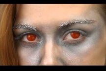Terminator Contact Lenses and Costumes.  / Crazy Contact Lenses inspired by the incredible Terminator Movies. These Official Terminator Contact Lenses are the ultimate accessory for Terminator fans. www.foureyez.com