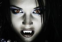 Vampire Halloween Contact Lenses