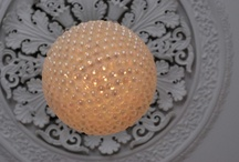 Unique Lights / Unique, funky and beautiful lights, lamps and chandeliers. / by Andrea Green