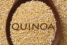 Ode to Quinoa / Quinoa provides all 9 essential amino acids, making it a complete protein. Quinoa is a gluten-free and cholesterol-free whole grain, and is almost always organic. Its a superfood!
