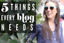 Blogging and Social Media Tips / by Cathy Derus