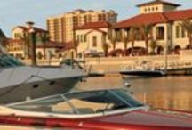 Westshore Yacht Club  / Situated on Old Tampa Bay, featuring a 149-slip marina and Bay Club featuring luxury amenities. Combines the splendor of living by the water without sacrificing the conveniences of city life offering single-family and townhome residences.  Tampa, FL. Bayfront Estates Coming Soon!  http://www.wcicommunities.com/communities/tampa-sarasota/westshore-yacht-club/