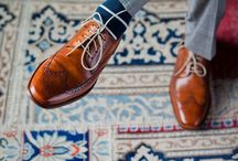 pumps / men's footwear (and socks)