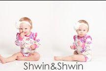 Shwin&Shwin || Sewing for Babies