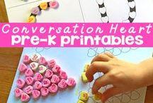 Valentine's Day | Homeschool Activities