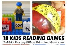 Preschool Literacy Idea / Tips, ideas, and strategies for teaching preschool and kindergarten early readers.  Phonics, letter recognition and sight words.