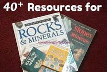 Rocks, Minerals, Soils, and Fossils Lessons / Great ideas for your rocks, mineral, soil, and fossils unit.