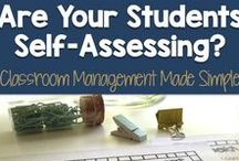 Classroom Management and Student Behavior / Tips and ideas on managing the classroom and student behavior.  These classroom management ideas and strategies will help with Back to School and throughout the school year.