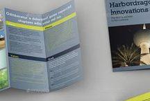 Business Brochure Template / Brochure Template Inspiration, Brochure Template Simple, Modern Brochure Template