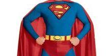 Superhelt kostymer / Her finner du produkter og inspirasjon til superhelt utkledning. Et stort utvalg superhelt kostymer til herre, dame og barn.