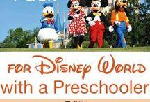 Disney World for Preschoolers