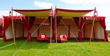 Indian Tents / Indian Wedding Tents by Sangeeta International