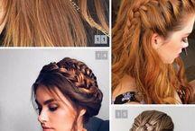 Easy hair type