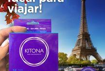 Travel tips Kitona / Recomendaciones para viajes