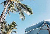 SUMMERTIME / Summer Inspiration ✩ It's always summer somewhere ✩ de mooiste afbeeldingen gespot op internet   not all pictures are ours ✩