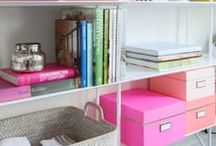 Lifestyle Organization / Organize your home with these lifestyle hacks. Tricks and tips for every room in your home!  Organization   Organization Ideas for the Home   Organization Hacks   Organization Ideas   Tips & Tricks
