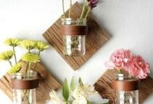 Home Decor DIY / Decorate your home with the stuff you already have at your home or at a nearby dollar store. DIY home decor for every room in the house. Make your house look amazing with these amazing tips, tricks, and hacks!  Home Decor DIY   Home Decor Ideas   Upcycle Furniture   Home Decor DIY On a Budget   Home Decor DIY Apartment   DIY How To's   Repurpose Furniture