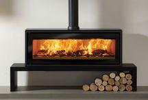 暖炉 fireplace