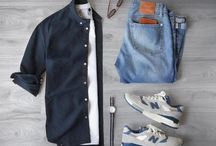 Everyday Style / Combinations that can help me in everyday style.
