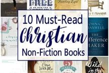 Christian Books / Be inspired by these books that are based on God's word and people's testimonies! Learn the faith of these individuals and be inspired by them!   Christian Books   Christian Books for Women   Christian Books Worth Reading   Christian Books for Wives & Marriages   Christian Books for Kids   Faith-Based Books