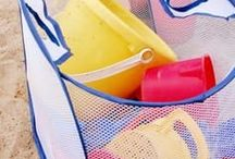 Summer Beach Ideas / Great Summer Beach Ideas for kids, adults, family & friends!   Summer Break   Beach   Fun In the Sun   Beach Decor   Beach House   Vacation   July   August   Sand Castles   Beach Volley Ball   Family Vacations   Beach Hacks