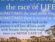 #WednesdayWisdom - enjoy the drive! / Driver improvement tips for everyone. Defensive driving reminders. Knowledge and wisdom keeps you driving safely.