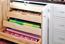 Organization / Ideas for organizing various things & furniture building for further organization. / by Beth Monson