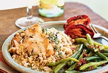 Main Meals & Savory Sides / by Debbie Dawson