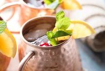 Beverage Recipes / Beverages of all kinds; cocktails, non-alcoholic, fruity and fun!