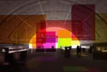 Ephimeral Spaces / Exhibitions