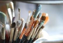 School in Miniature / Art tutorials, educational materials, etc... / by Amy Gabriel