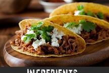 Easy Family Food Recipes / A collection of favorite recipes that are kid-friendly, quick and easy!