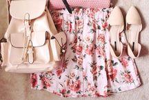 I love skirts!