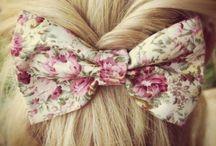 I love bows!
