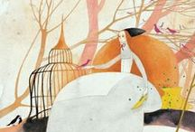 Illustrations / by Elisa Smania