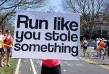 Running / by Becky Hruby