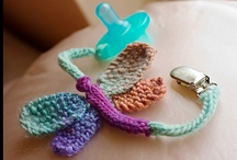 Crochet Baby Misc Items / by Barbara Binda