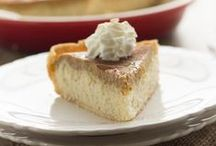 Easy Recipes for Pies and Tarts / Pies, tarts and everything in between!
