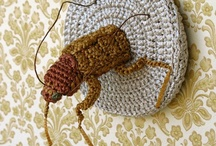 Crochet Bugs/Etc / by Barbara Binda