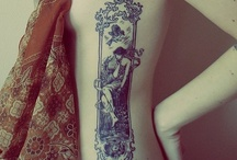 Awesome Ink / by TelzeyandJustin Bartley