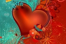Colors 5-Hearts / by Barbara Binda