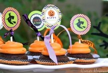 Halloween Pins / From Halloween costumes to Halloween decor - we PIN it all. / by Missy Diaz