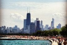 All About Chicago / A board dedicated to the BEST CITY in the world. / by Missy Diaz