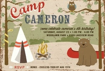 Camping Party / by Lauren Loden